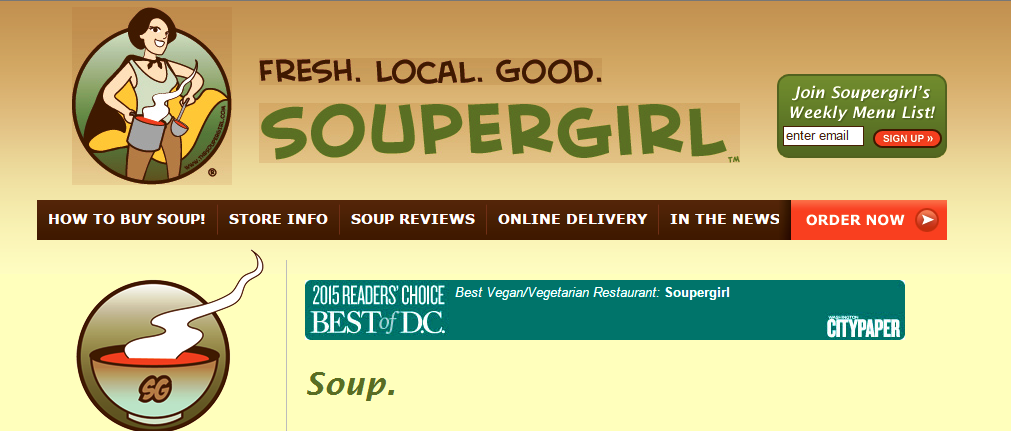soupergirl best of