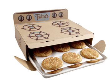 thelmas cookie box open