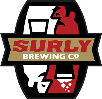 logo for surley brew